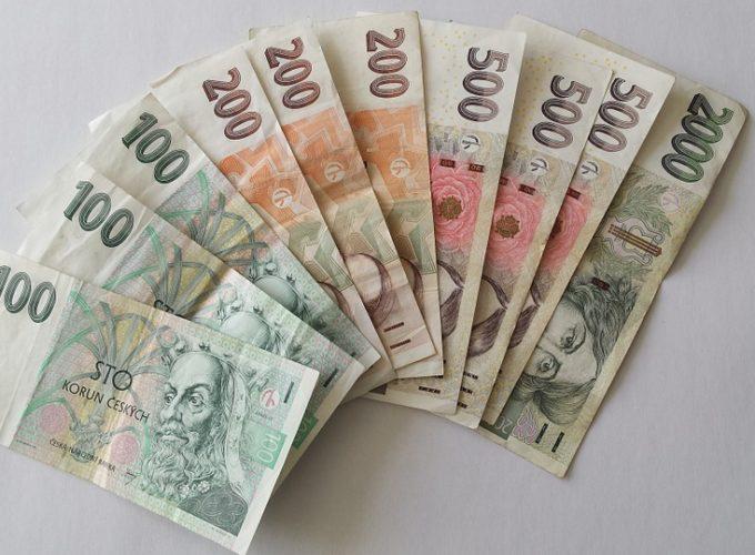 Česko tisk peněz