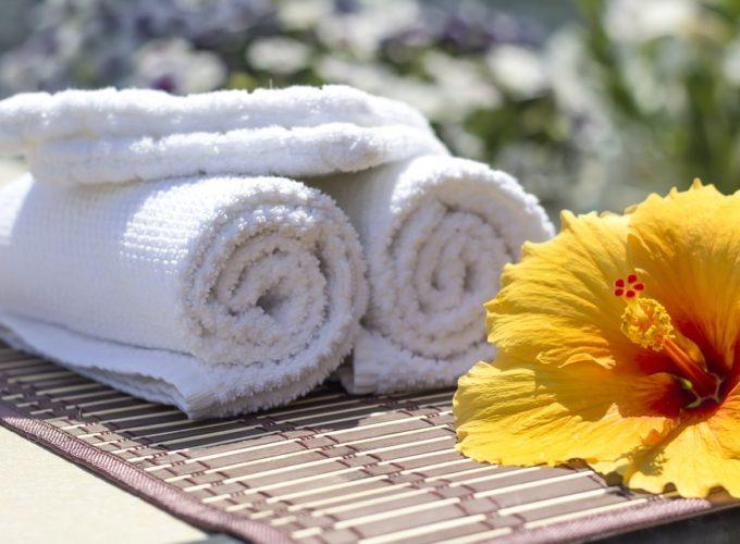 Hebké ručníky