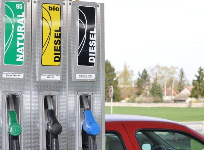 Ceny pohonných hmot