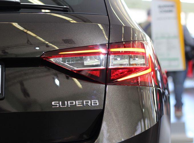 Jak Škoda Superb oslavila svých 85 let?