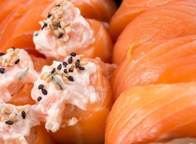 Sushi z Ostravy je jako sushi z Japonska