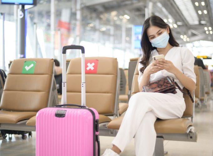 dovolenou v době pandemie